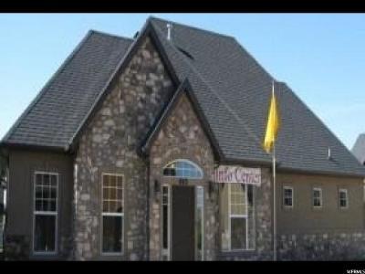Pleasant Grove Condo For Sale: 308 S 740 W #102