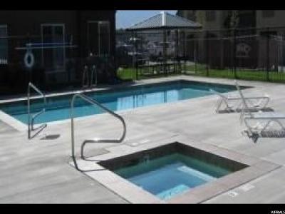 Pleasant Grove Condo For Sale: 308 S 740 W #303