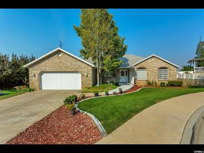 Pleasant Grove Single Family Home For Sale: 899 E 1150 N