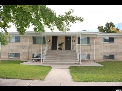 Provo Multi Family Home For Sale: 35 N 1600 W