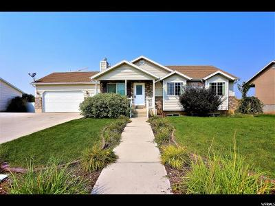 Santaquin Single Family Home For Sale: 131 E 730 N