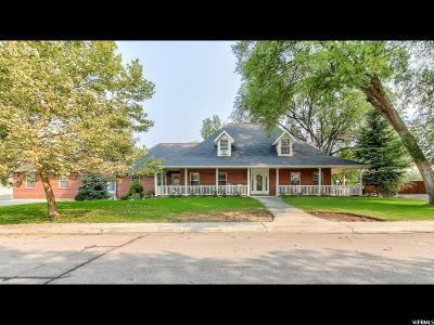 Lindon Single Family Home For Sale: 251 E 450 St N