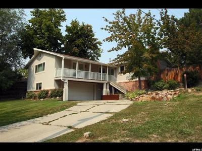 Holladay Single Family Home For Sale: 4661 Brookwood Cir