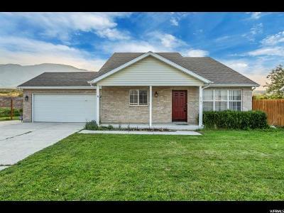 Saratoga Springs Single Family Home For Sale: 4103 S Sunrise Dr W