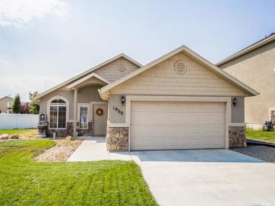 Lehi Single Family Home For Sale: 1960 S 500 W