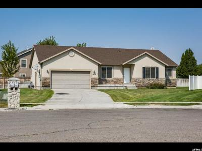 Lehi Single Family Home For Sale: 1958 S 460 W
