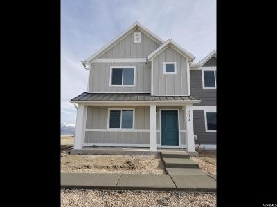 Herriman Townhouse For Sale: 5174 W Aria Ct S #1098