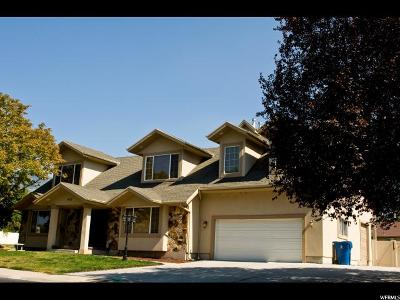 Stansbury Park Single Family Home For Sale: 499 Country Clb