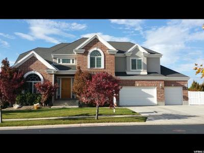 Draper Single Family Home For Sale: 423 E Woodridge Oak Dr