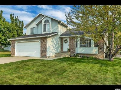 Orem Single Family Home For Sale: 274 Gold River Cir