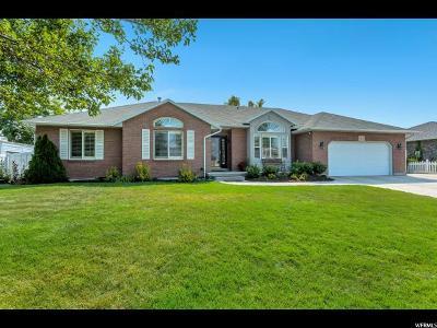 West Jordan Single Family Home For Sale: 1413 W 8230 S