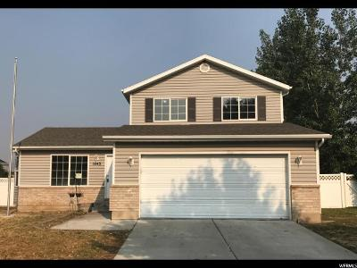 Spanish Fork Single Family Home For Sale: 1443 S 2250 E