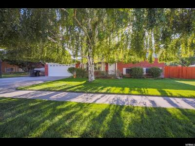 Brigham City Single Family Home For Sale: 1017 Wildwood Dr