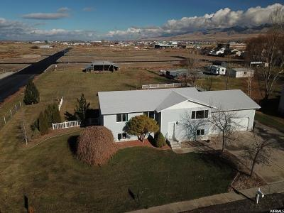 Logan Single Family Home For Sale: 1167 W 350 S