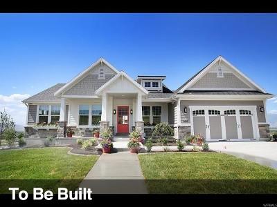 Santaquin Single Family Home For Sale: 482 W Goosenest Dr #46