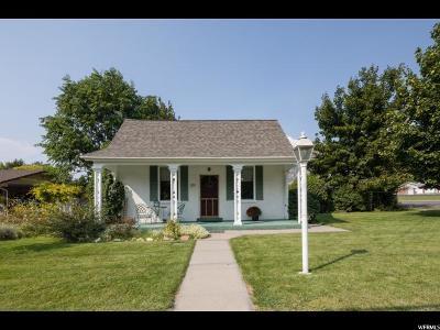 Pleasant Grove Single Family Home For Sale: 391 E 200 S