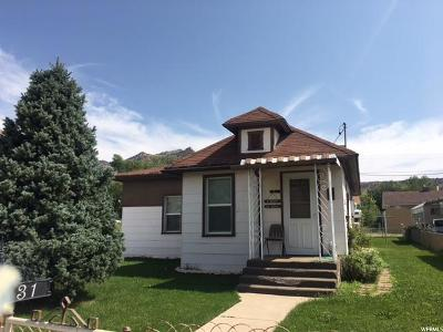 Helper Single Family Home For Sale: 31 S 2nd E E