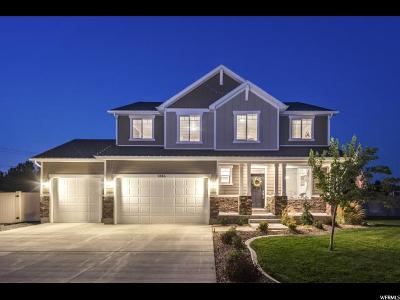 Lehi Single Family Home For Sale: 1486 N 2460 W