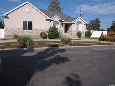 Holladay Single Family Home For Sale: 5036 S Jazz Ln E