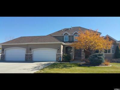 Draper Single Family Home For Sale: 438 E Morning Ridge Cir