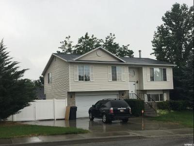Pleasant Grove Single Family Home For Sale: 352 E 1590 N