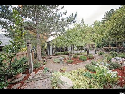 Holladay Single Family Home For Sale: 4602 S Russell St
