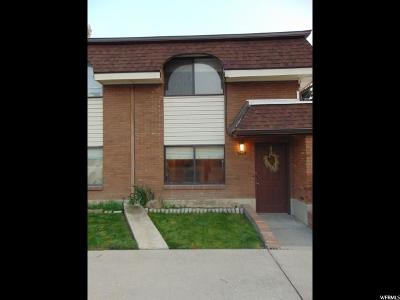 Provo Condo For Sale: 1413 W Arthur Dr N