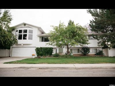 Provo Single Family Home For Sale: 190 N 2200 W