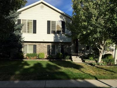 Lehi Single Family Home For Sale: 497 S 640 W