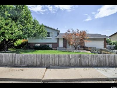 Pleasant Grove Single Family Home For Sale: 151 W 1300 N