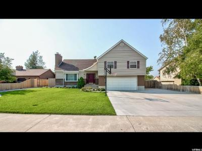 Orem Single Family Home For Sale: 755 W 500 S