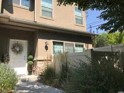 Holladay Townhouse For Sale: 4828 S 1300 E #1