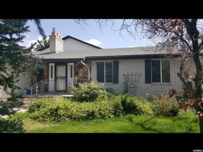 Lehi Single Family Home For Sale: 3118 N 1200 W