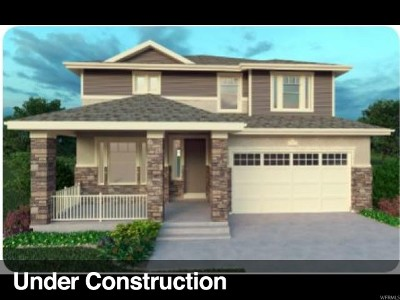 Lehi Single Family Home For Sale: 2963 W 2400 N