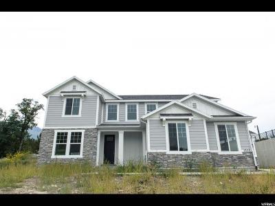 Springville Single Family Home For Sale: 1352 E 1150 S #11