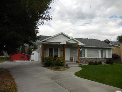 Alpine Single Family Home For Sale: 102 W 200 N