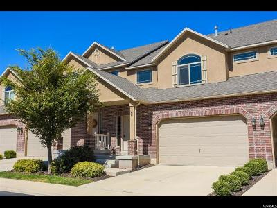Saratoga Springs Townhouse For Sale: 60 W Apache Rd