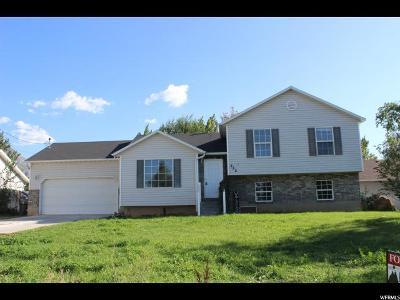 Santaquin Single Family Home For Sale: 332 E 200 S