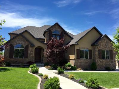 Lehi Single Family Home For Sale: 1614 E 1060 N