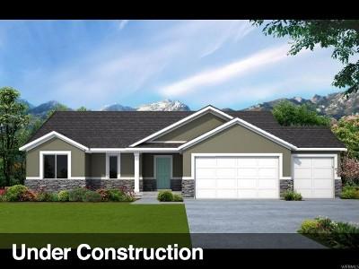 Saratoga Springs Single Family Home For Sale: 593 S Woodstock Ln #381