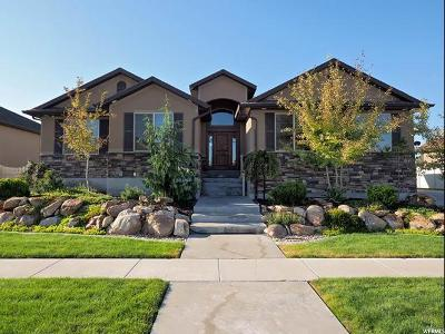 Stansbury Park Single Family Home For Sale: 475 W Sunny Rise Ln