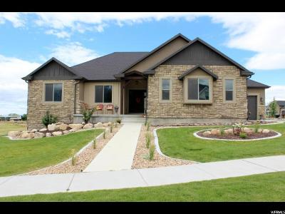 Spanish Fork Single Family Home For Sale: 798 W 1550 S