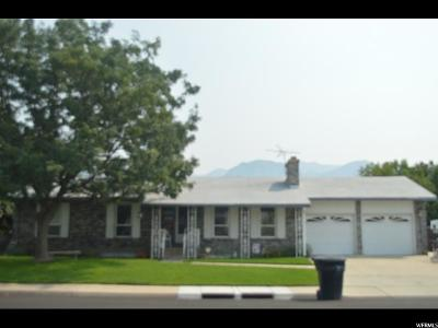 Provo Single Family Home For Sale: 1854 N 2100 W