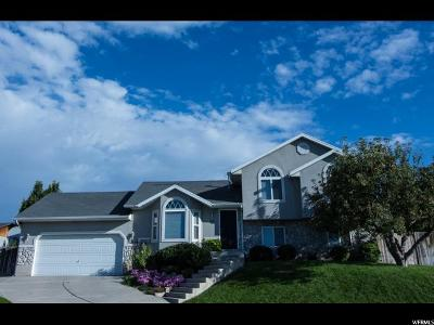 American Fork Single Family Home For Sale: 522 W 750 N