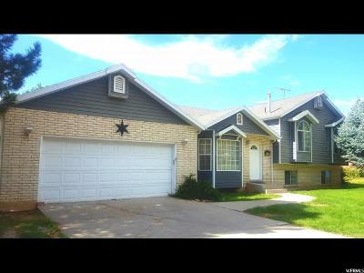 Orem Single Family Home For Sale: 1701 N 400 E