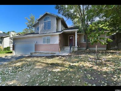 Orem Single Family Home For Sale: 543 S 1045 W
