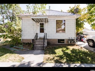 Tremonton Multi Family Home For Sale: 25 W 200 N