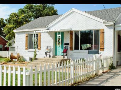 Pleasant Grove Single Family Home For Sale: 445 E 100 N