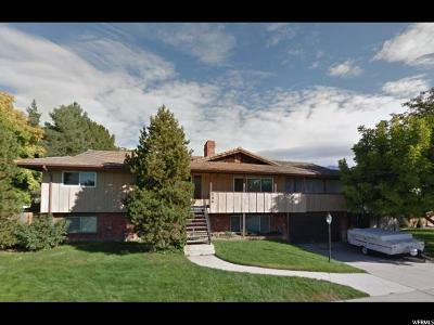 Orem Single Family Home For Sale: 586 W 440 S