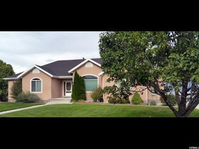 Saratoga Springs Single Family Home For Sale: 2168 S Maverick Rd